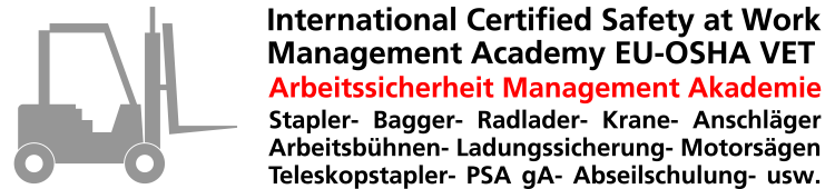 Arbeitssicherheit Management Akademie